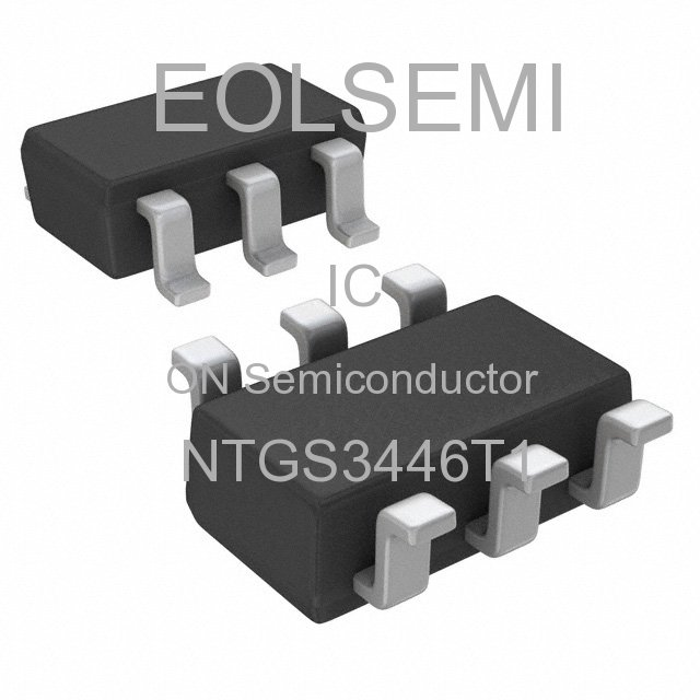 NTGS3446T1 - ON Semiconductor