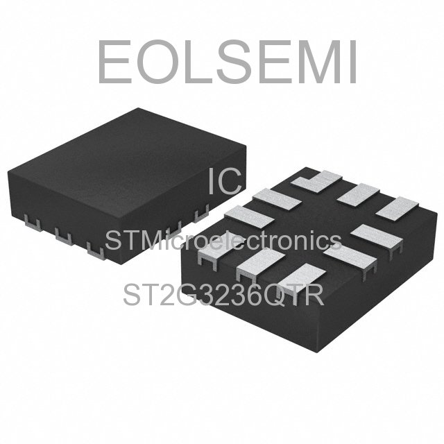 ST2G3236QTR - STMicroelectronics