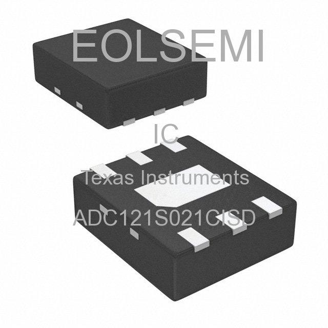 ADC121S021CISD - Texas Instruments