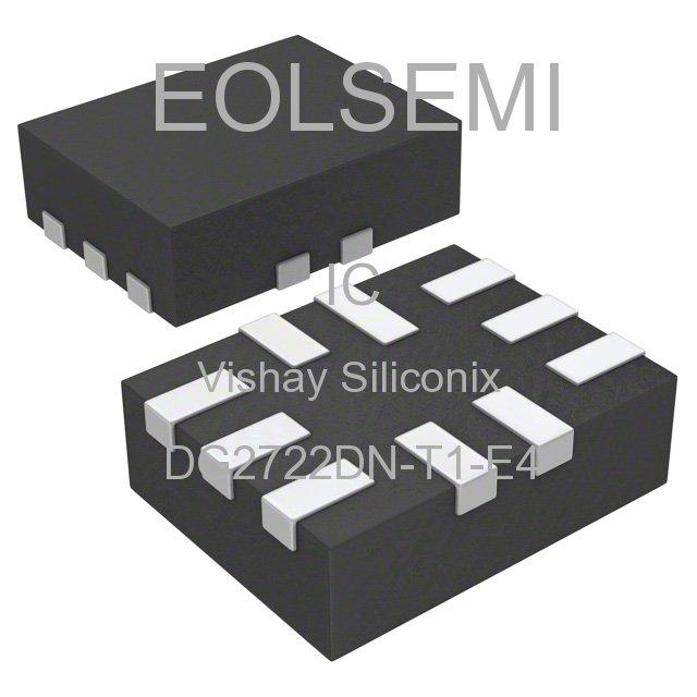 DG2722DN-T1-E4 - Vishay Siliconix