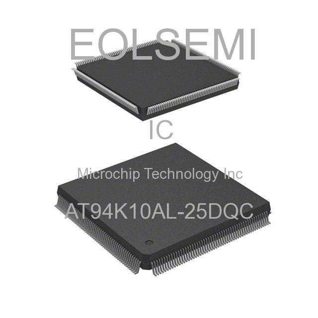 AT94K10AL-25DQC - Microchip Technology Inc - IC