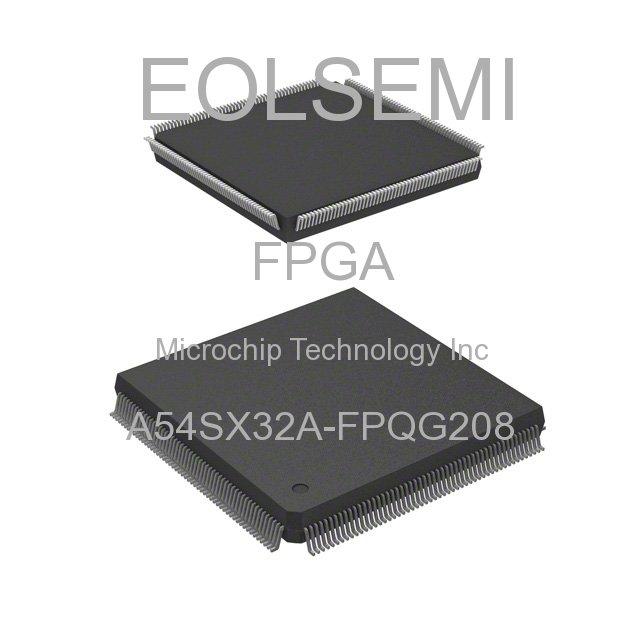 A54SX32A-FPQG208 - Microchip Technology Inc