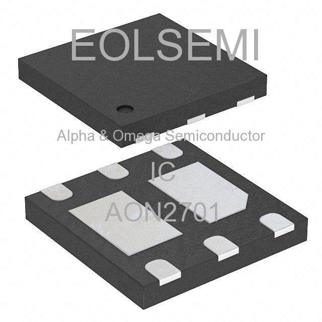 AON2701 - Alpha & Omega Semiconductor - IC
