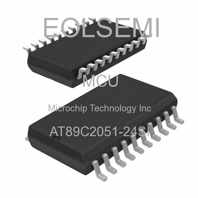 AT89C2051-24SI - Microchip Technology Inc
