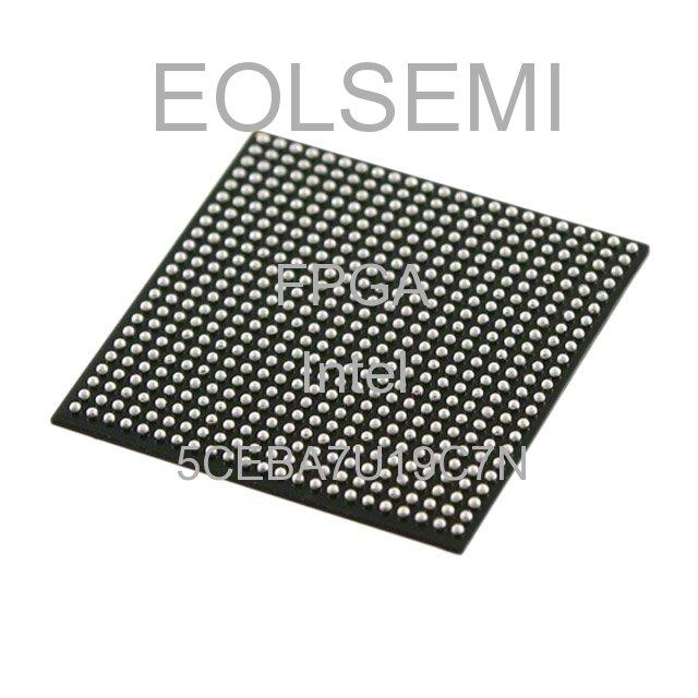 5CEBA7U19C7N - Intel - FPGA
