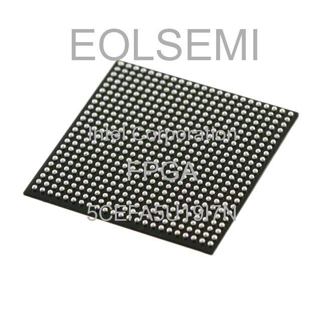 5CEFA5U19I7N - Intel Corporation - FPGA