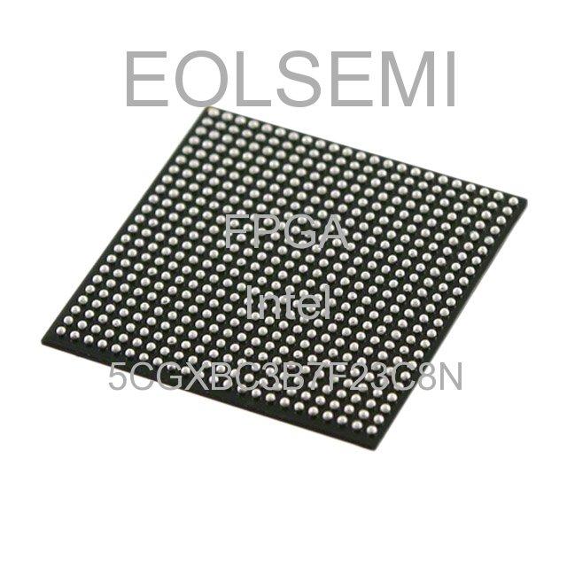 5CGXBC3B7F23C8N - Intel - FPGA