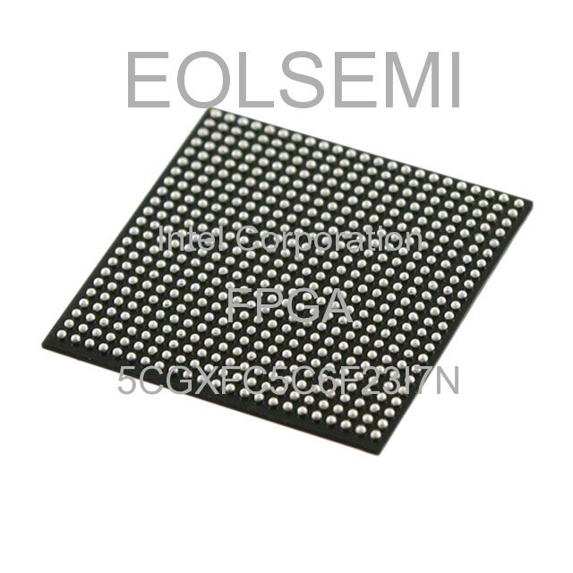 5CGXFC5C6F23I7N - Intel Corporation - FPGA