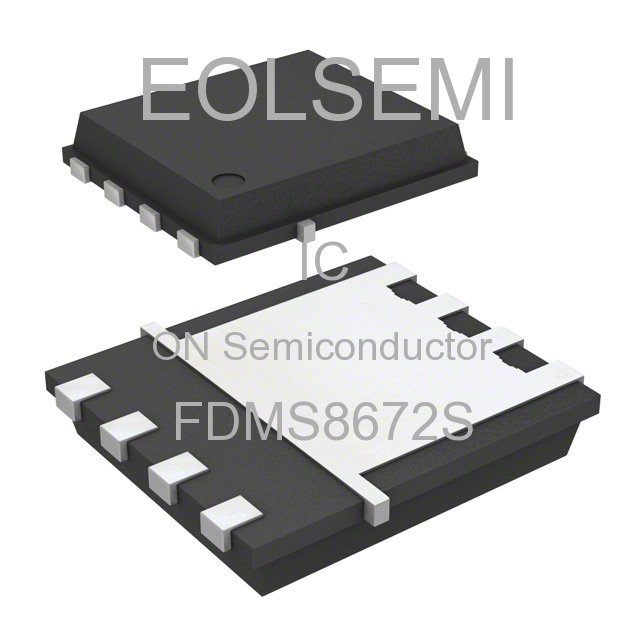 FDMS8672S - ON Semiconductor