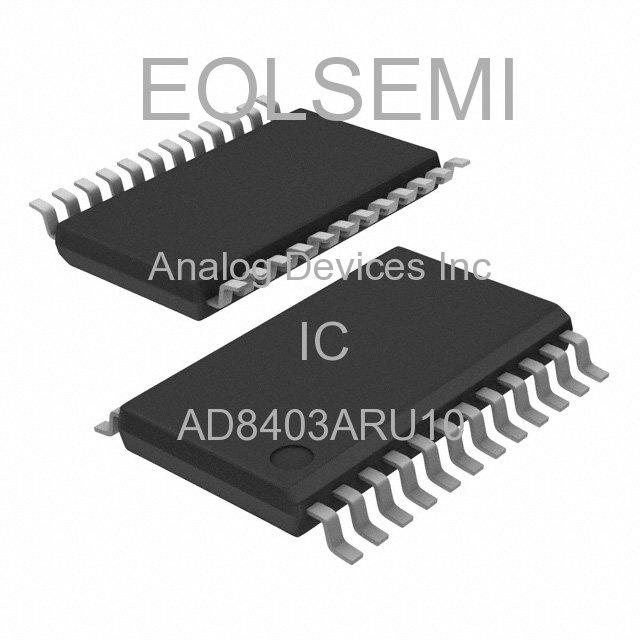 AD8403ARU10 - Analog Devices Inc - IC