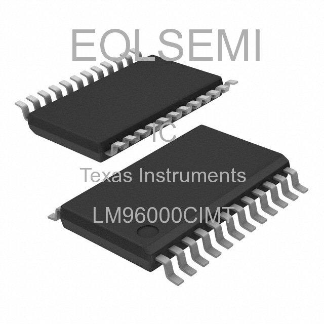LM96000CIMT - Texas Instruments