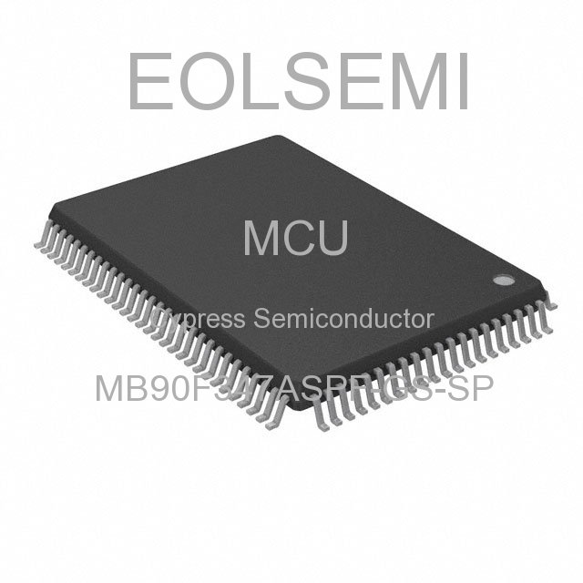 MB90F347ASPF-GS-SP - Cypress Semiconductor