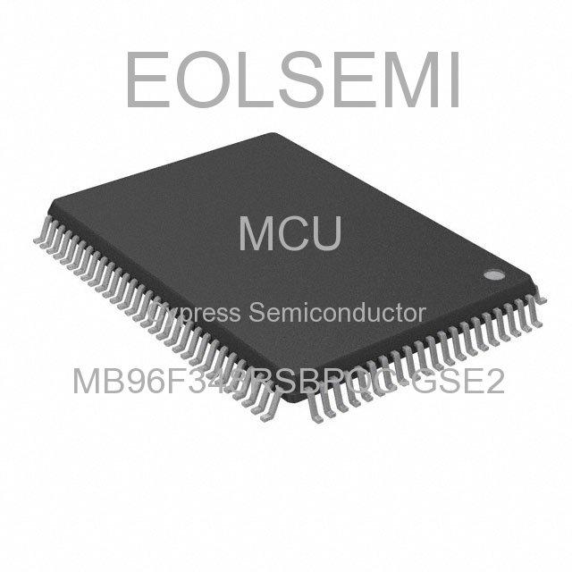 MB96F348RSBPQC-GSE2 - Cypress Semiconductor