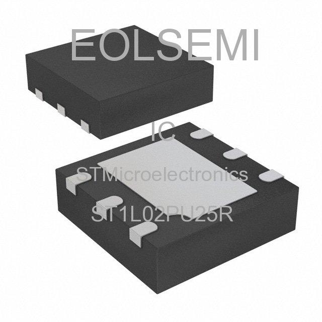ST1L02PU25R - STMicroelectronics