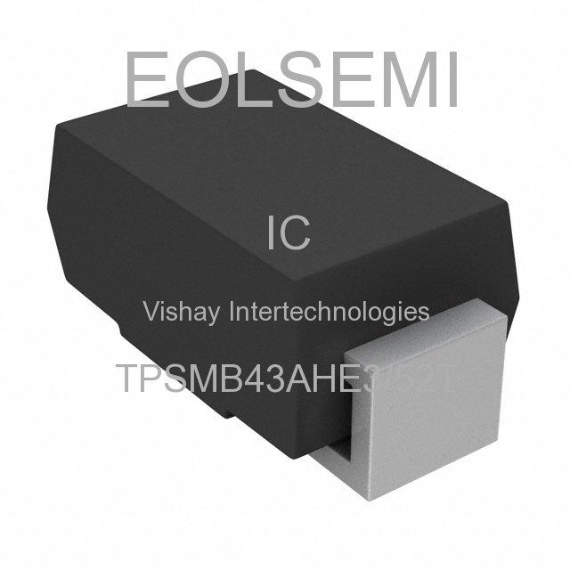 TPSMB43AHE3/52T - Vishay Intertechnologies