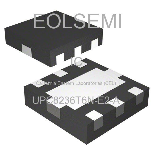 UPC8236T6N-E2-A - California Eastern Laboratories (CEL)