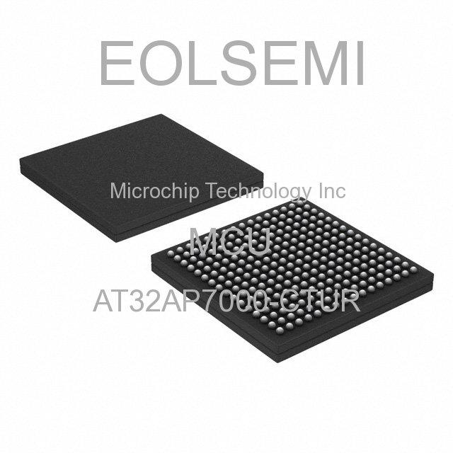 AT32AP7000-CTUR - Microchip Technology Inc - MCU
