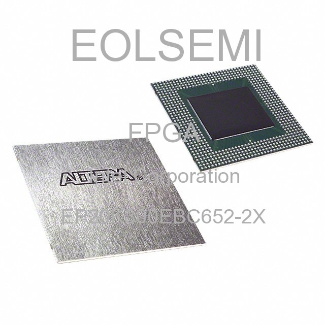EP20K300EBC652-2X - Intel Corporation