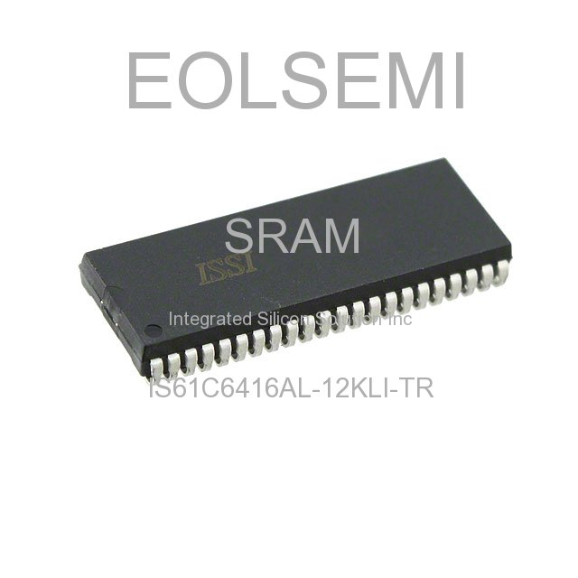 IS61C6416AL-12KLI-TR - Integrated Silicon Solution Inc