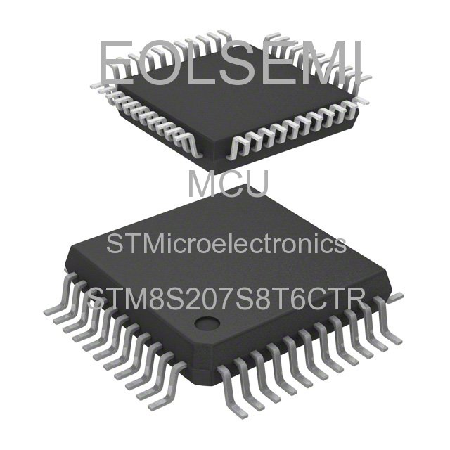 STM8S207S8T6CTR - STMicroelectronics