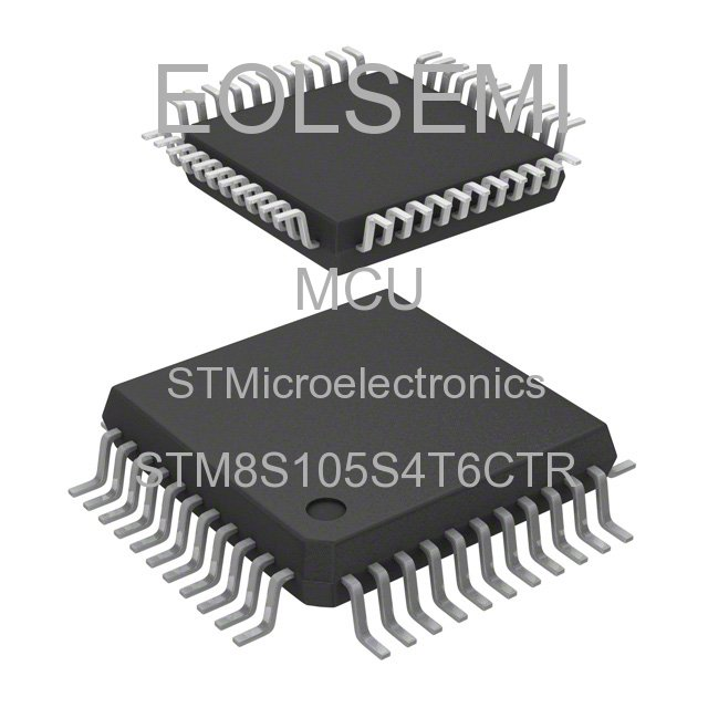 STM8S105S4T6CTR - STMicroelectronics