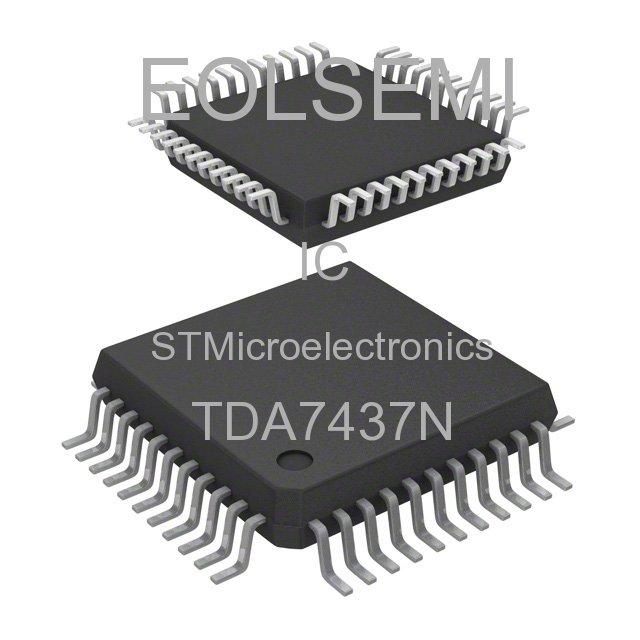 TDA7437N - STMicroelectronics
