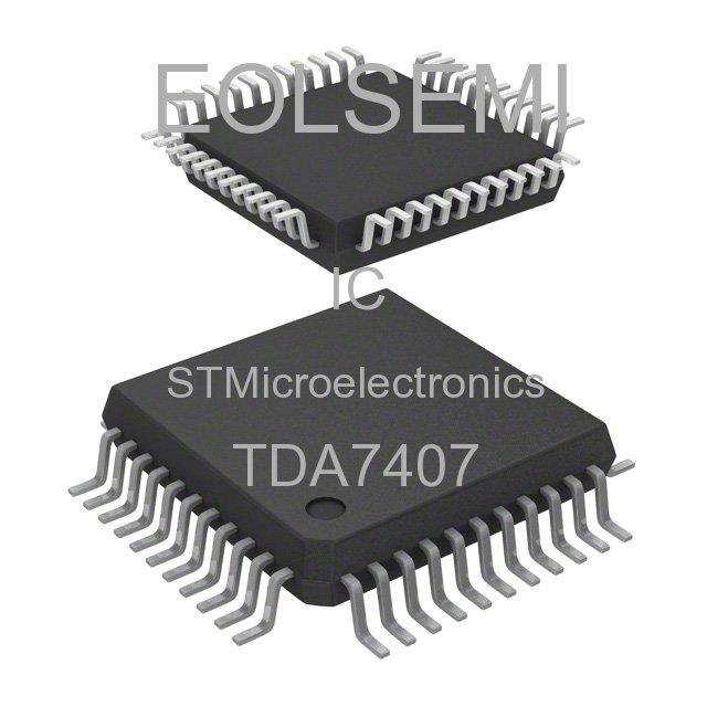 TDA7407 - STMicroelectronics