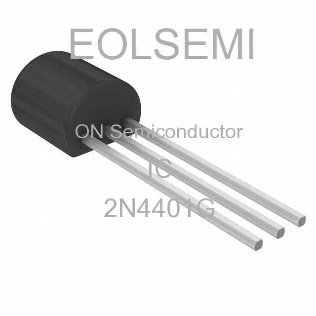 2N4401G - ON Semiconductor - IC