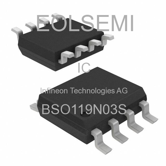 BSO119N03S - Infineon Technologies AG