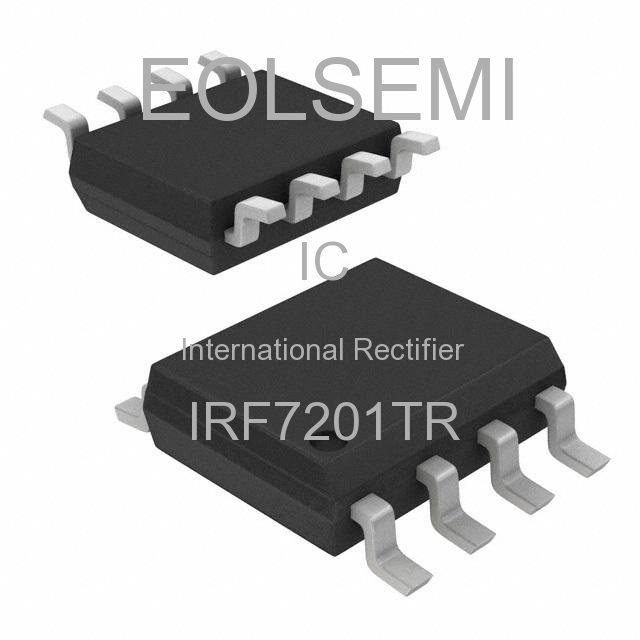 IRF7201TR - International Rectifier