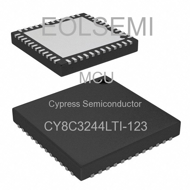 CY8C3244LTI-123 - Cypress Semiconductor