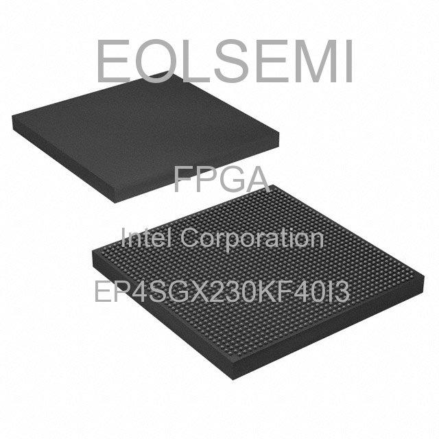 EP4SGX230KF40I3 - Intel Corporation