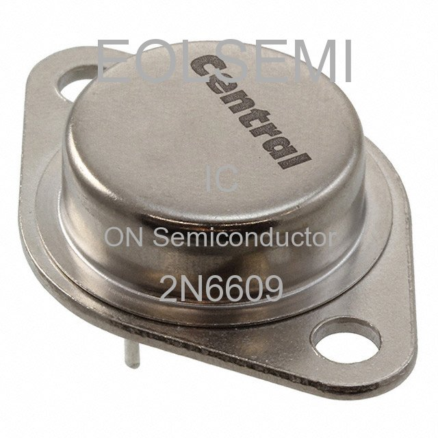 2N6609 - ON Semiconductor -