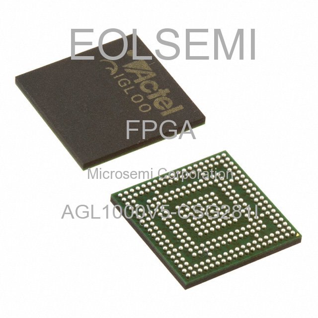 AGL1000V5-CSG281I - Microsemi Corporation