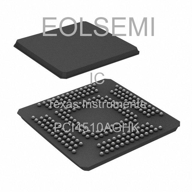 PCI4510AGHK - Texas Instruments