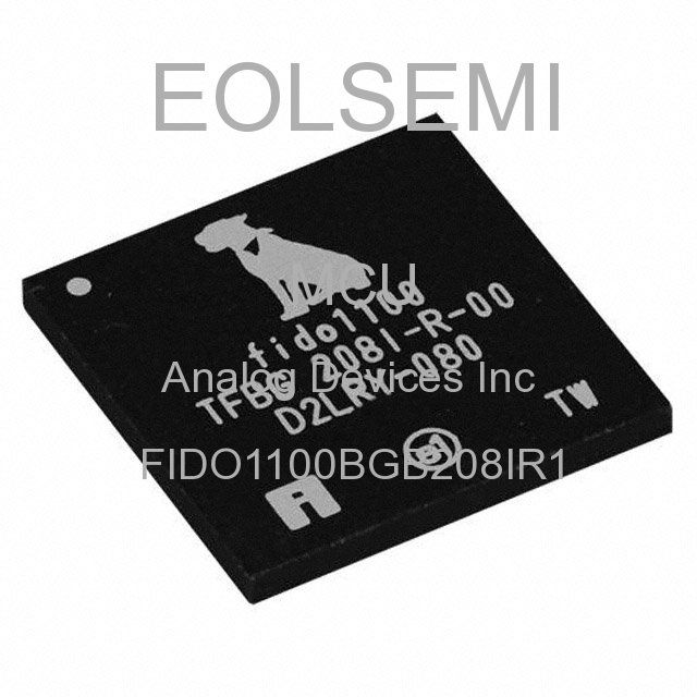 FIDO1100BGB208IR1 - Analog Devices Inc