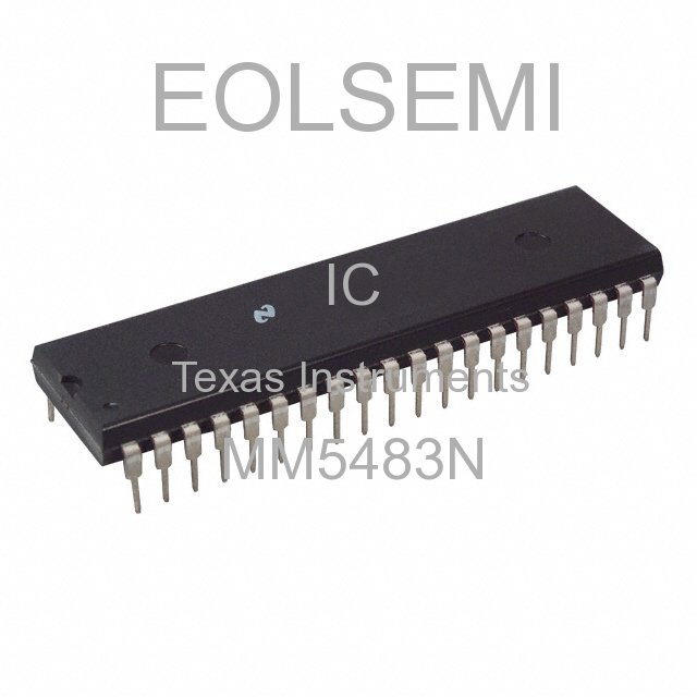 MM5483N - Texas Instruments