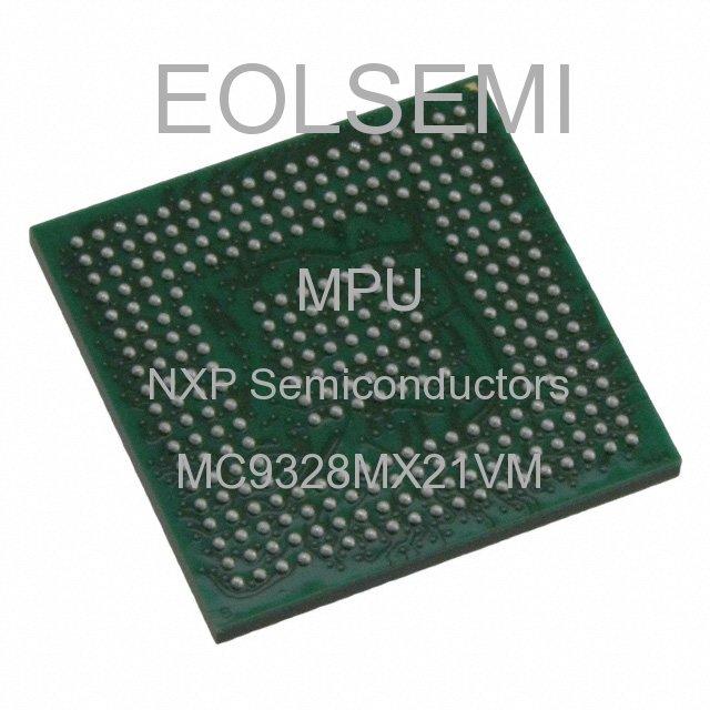 MC9328MX21VM - NXP Semiconductors