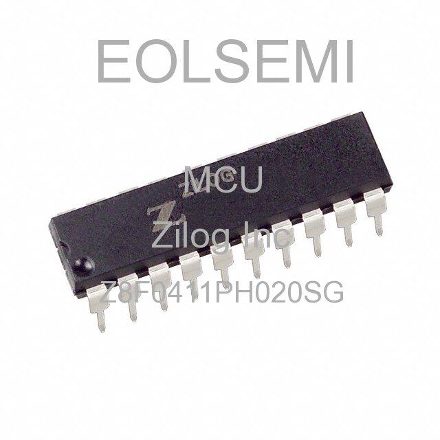 Z8F0411PH020SG - Zilog Inc