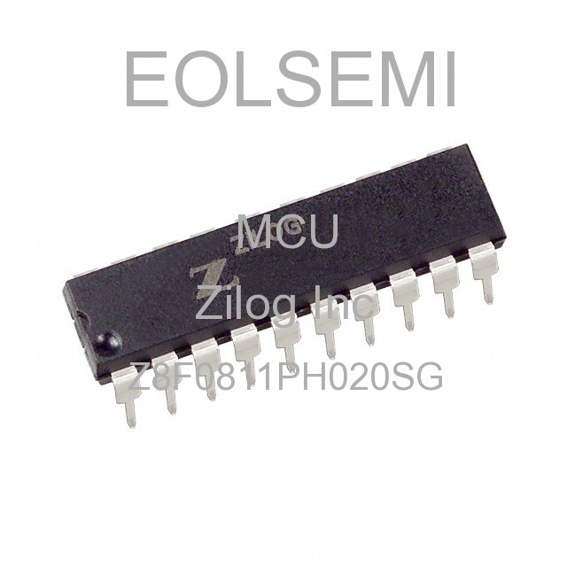 Z8F0811PH020SG - Zilog Inc