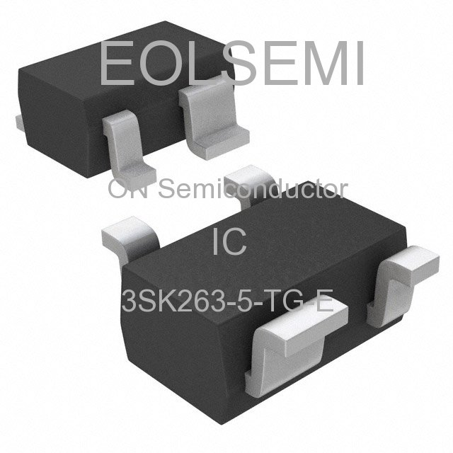3SK263-5-TG-E - ON Semiconductor - IC