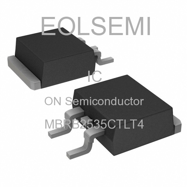 MBRB2535CTLT4 - ON Semiconductor