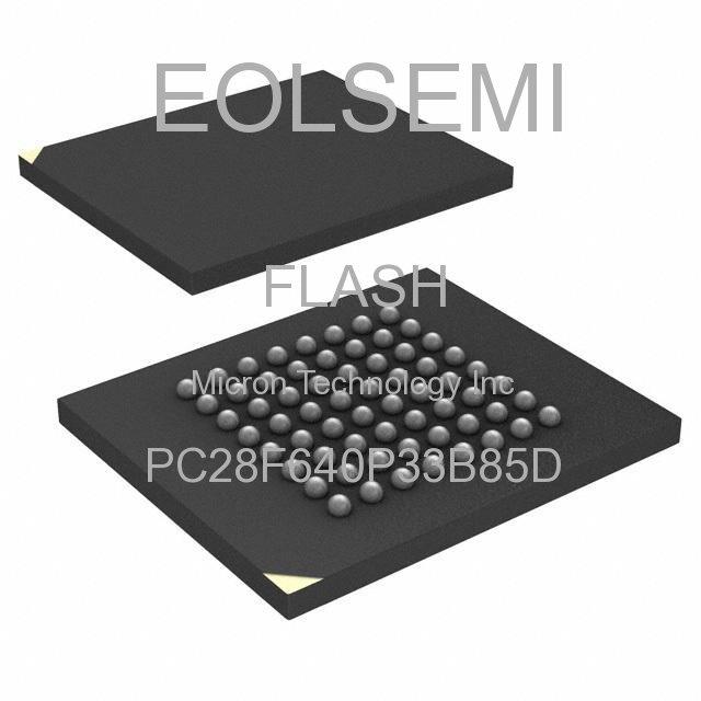 PC28F640P33B85D - Micron Technology Inc