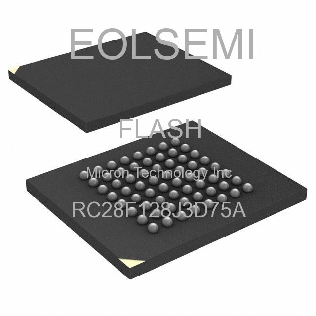 RC28F128J3D75A - Micron Technology Inc