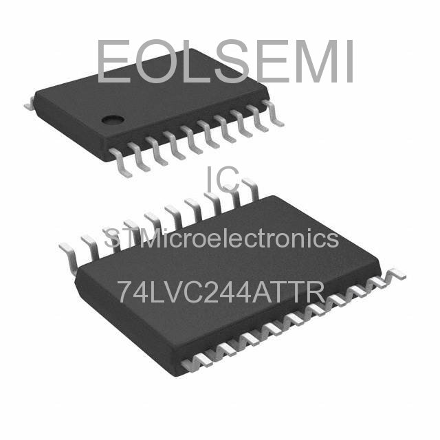 74LVC244ATTR - STMicroelectronics - IC