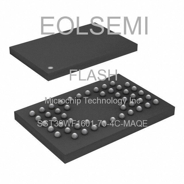 SST39WF1601-70-4C-MAQE - Microchip Technology Inc