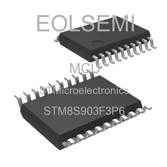 STM8S903F3P6 - STMicroelectronics