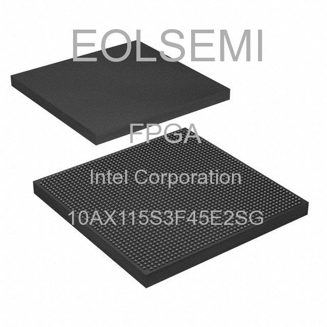 10AX115S3F45E2SG - Intel Corporation