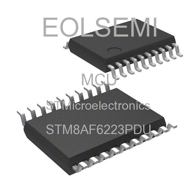 STM8AF6223PDU - STMicroelectronics