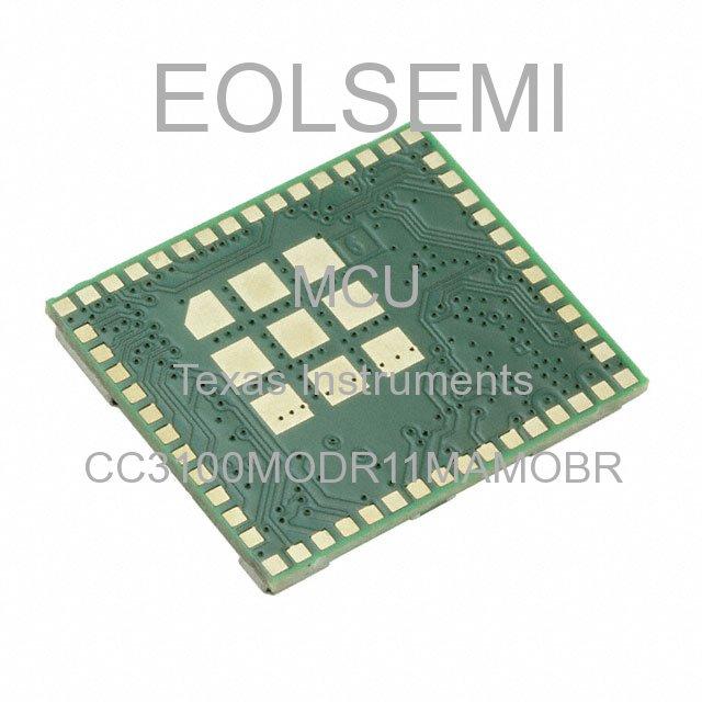 CC3100MODR11MAMOBR - Texas Instruments